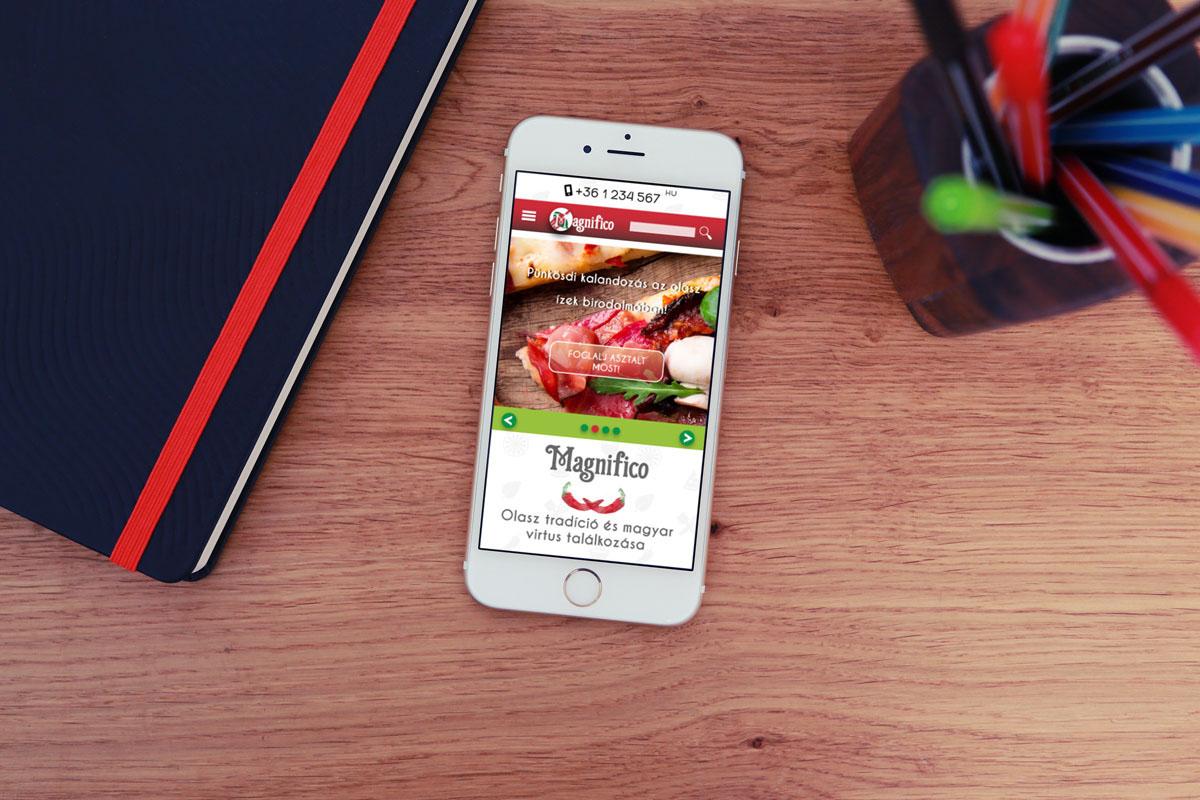 webdesign mobilra