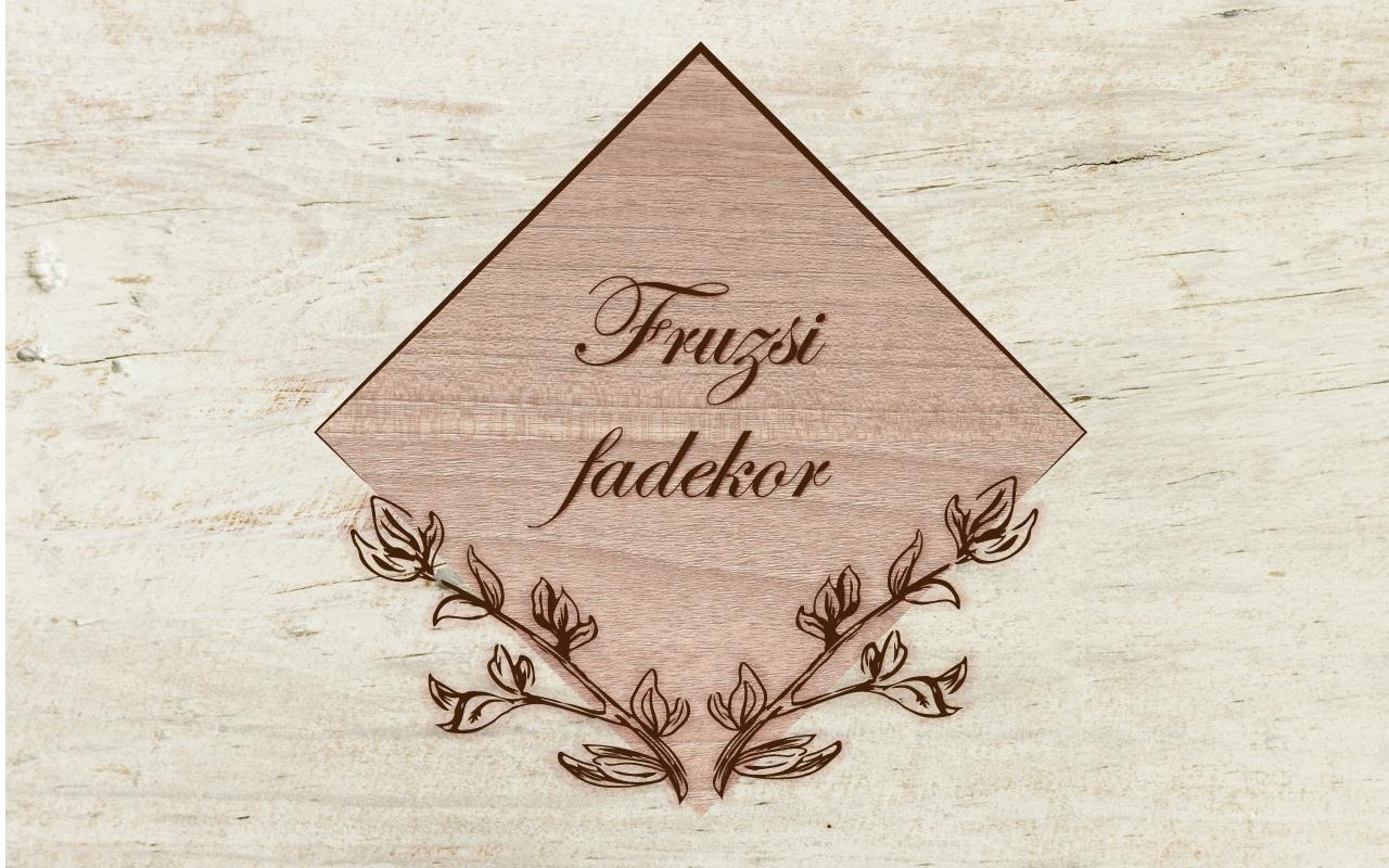 Fruzsi fadekor logó